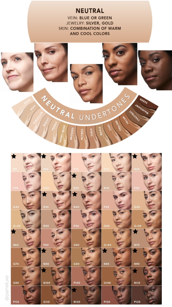 foundation for neutral toned undertone