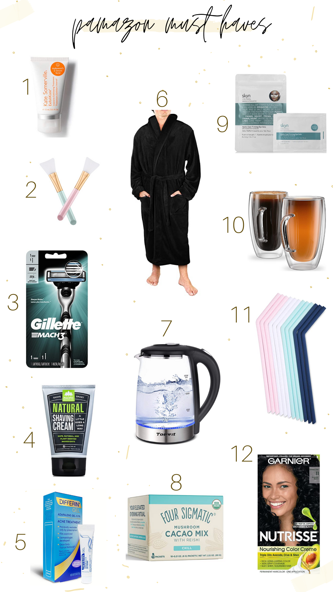must haves from amazon